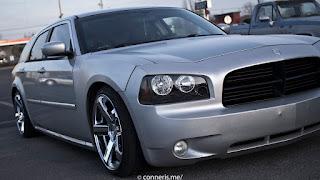 Dodge Charger front clip Magnum