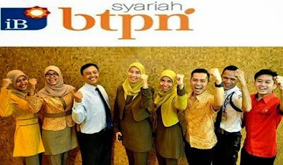 Lowongan Kerja SMA SMK D1 D2 D3 S1 PT Bank Tabungan Pensiunan Nasional (BTPN) Syariah Rekrutmen Karyawan Baru Besar-Besaran Penerimaan Seluruh Indonesia