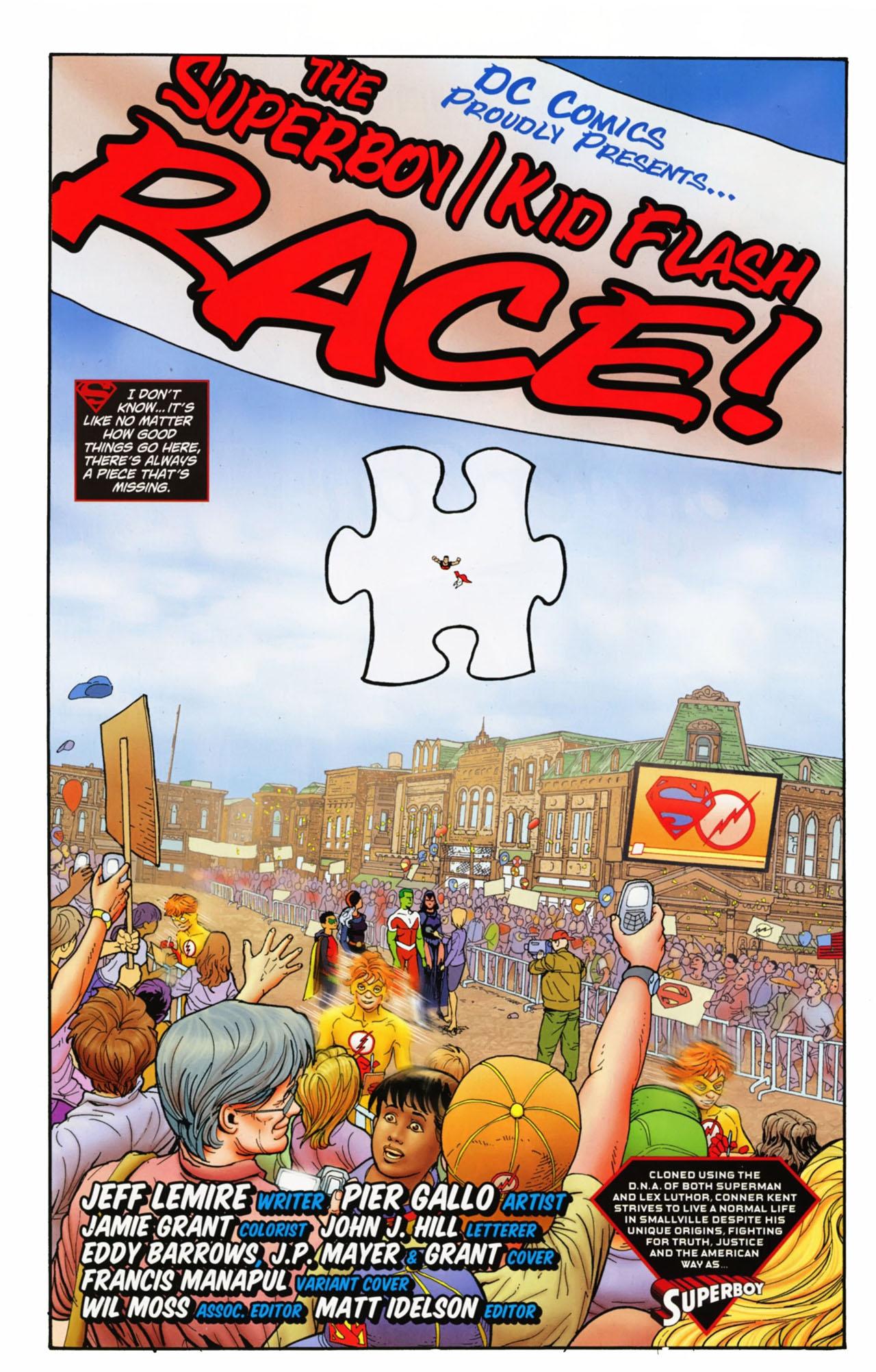 Superboy [I] Issue #5 #5 - English 8