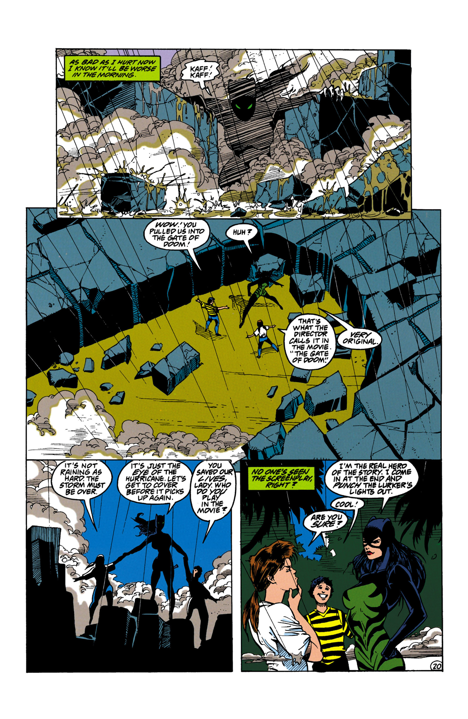Catwoman (1993) Issue #20 #25 - English 20