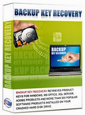 Backup Key Recovery Free