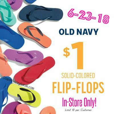 9c59df4278cf7b Old Navy  1 FLIP FLOPS SALE is June 23rd!! See all the Details inside!   OldNavy  FlipFlopSale