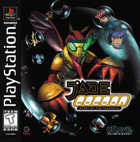 Jade Cocoon - Story Of The Tamamayu - PS1 - ISOs Download