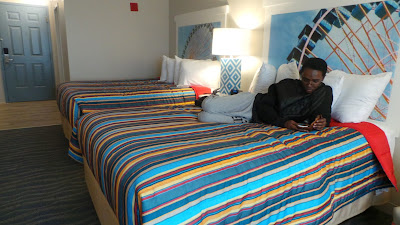 Free Is My Life Travel Review Cedar Point Hotel Breakers