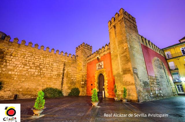A Espanha da Rainha Isabel de Castela (série Isabel) - Sevilha