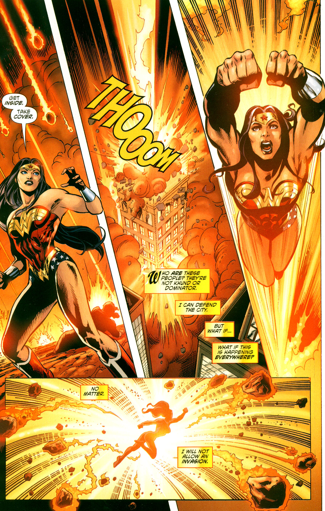 Read online Wonder Woman (2006) comic -  Issue #42 - 13
