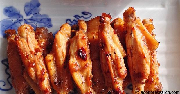 Filipino Style Chicken Wings Recipe