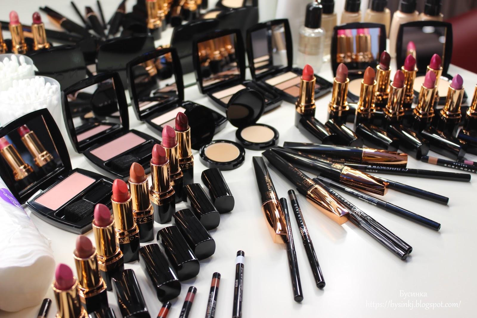 Средства декоративной косметики avon купить профессиональная косметика для волос киев