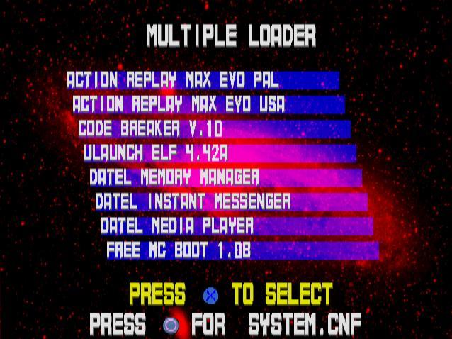 PS2 APPS Pack CD | Blakbin