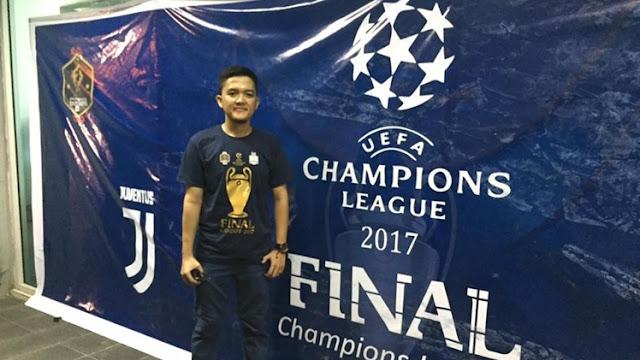 Juventus Kalah di final Liga Champions, Indojuve Pekanbaru Tetap Berbesar Hati