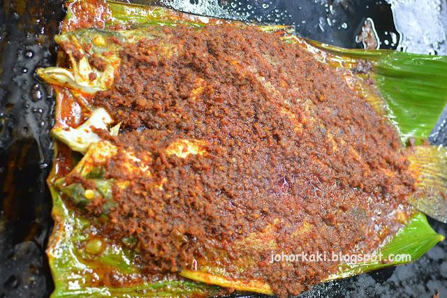 Tao-Yuan-Grill-Fish-Pekan-Nanas-Johor-桃源铁板烧鱼