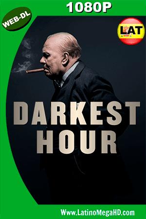 Las Horas Más Oscuras (2017) Latino HD WEB-DL 1080P ()
