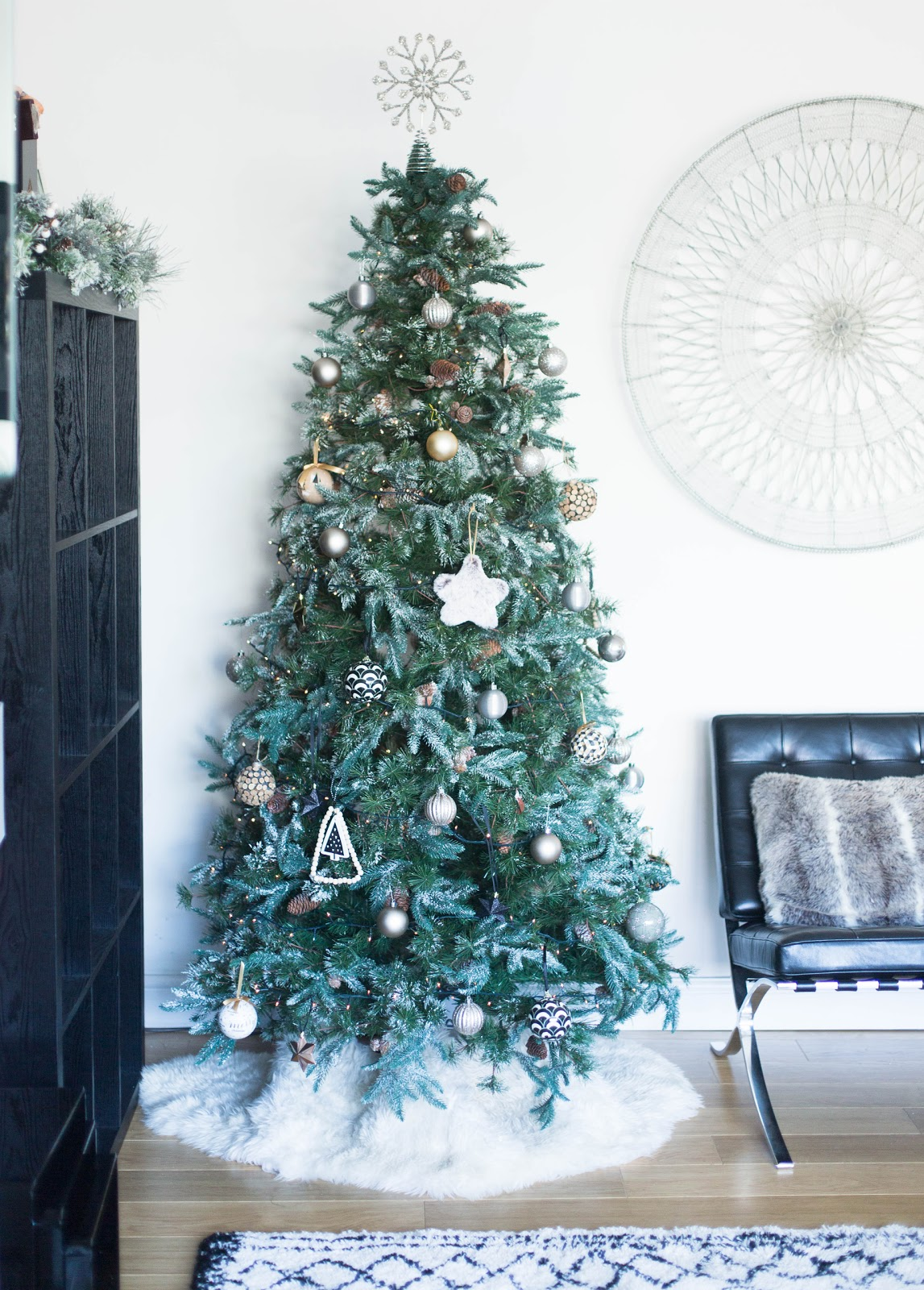 year christmas decorations go up a little earlier in our house and this year has certainly been no exception we put up our christmas tree last weekend - How Long Can A Christmas Tree Last