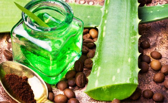 get rid of pimple aloe vera