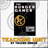 The Hunger Games Teaching Unit (Digital Download)