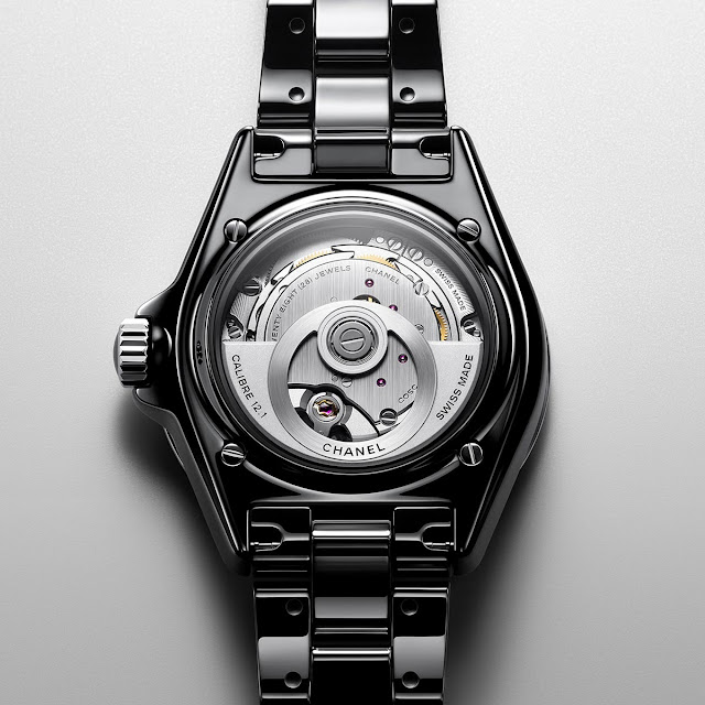 Chanel J12 Watch Calibre 12.1