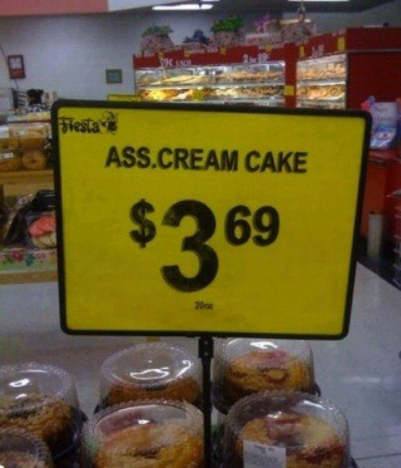 So Would Ass Cream Be A Type Of Fondant Made From The Gluetal Region Or Would Be Some Sort Of Emulsified Butt By Product Used As A Filling
