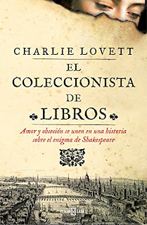 """""""El coleccionista de libros"""" - Charlie Lovett"""