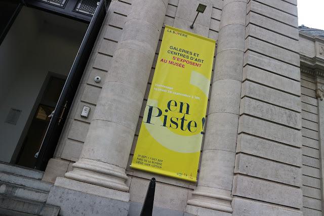 """Boverie Liège - Exposition """"En Piste"""" 2017"""