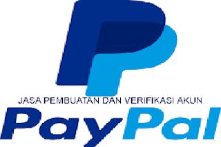 Jasa Pembuatan Paypal Terpercaya 100% FULL Verified Siap Pakai