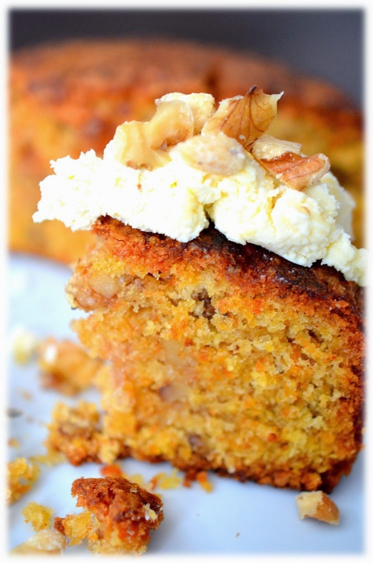 Carrot Cake, Yotam Ottolenghi, Frosting, Ostern