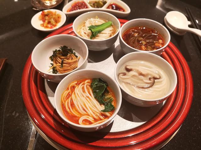 Five Elements Noodles