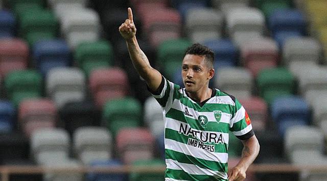Erivelto Emiliano da Silva Penyerang Baru Persib Bandung