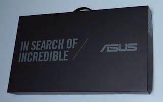 Unboxing del portátil Asus F555L