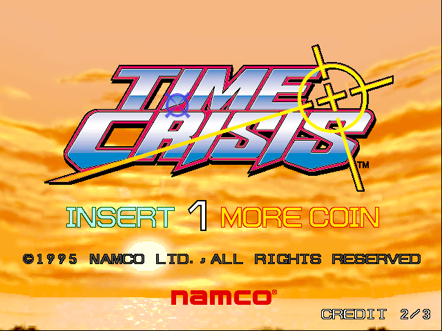 game dingdong time crisis