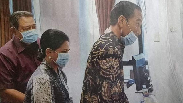 Elektabilitas Jokowi Bakal Naik Jika Berani Mengaku Salah