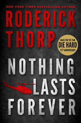 Action, Review, Nothing Lasts Forever by Roderick Thorp, Bea's Book Nook