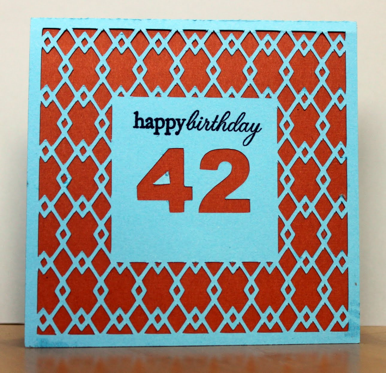 Two Left Hands: Happy 42nd Birthday