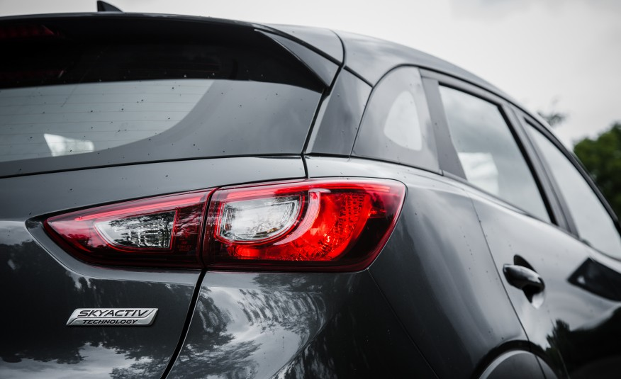 Đánh giá xe Mazda CX 3 2016