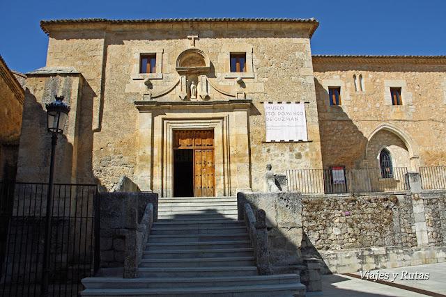 Real Monasterio de Santo Domingo, Caleruega, Burgos