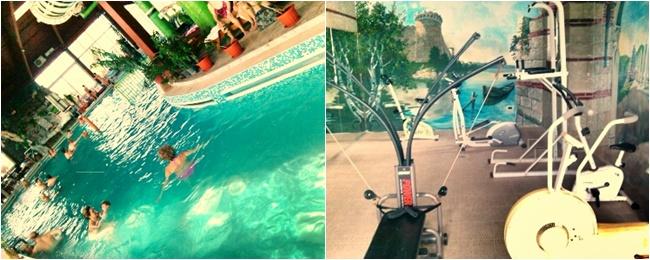 Wellness center Zdrelo bazen i teretana