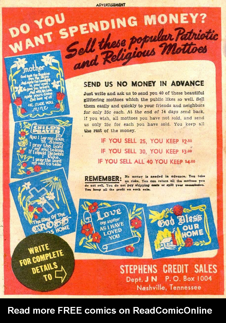 Read online Adventure Comics (1938) comic -  Issue #270 - 34