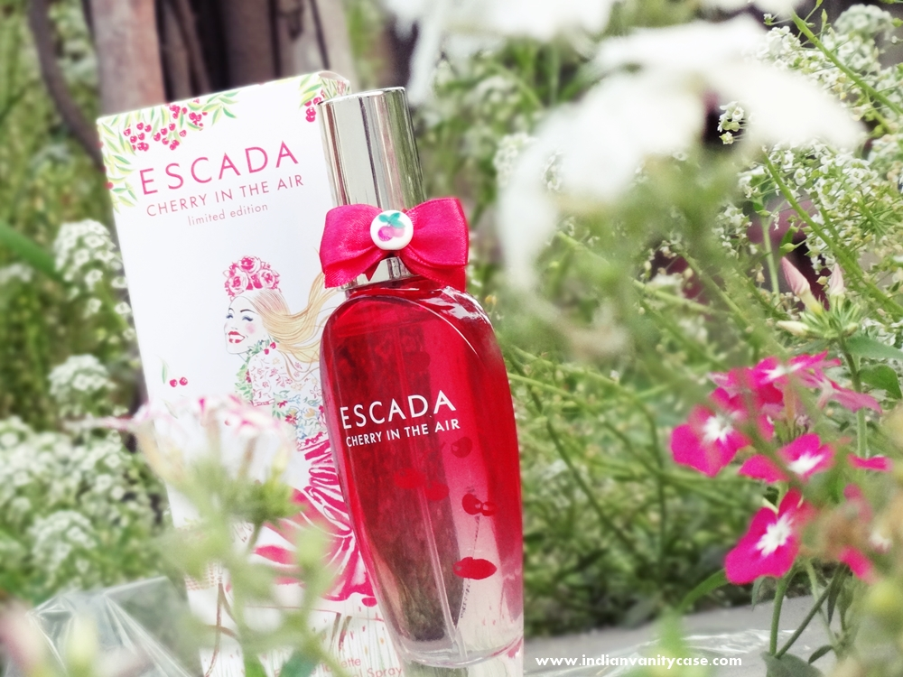FREE Sample Of Escada Cherry I...