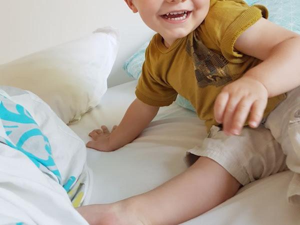 Journal de bébé : Louis, 21 mois