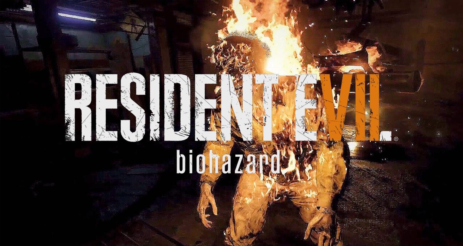 RESIDENT EVIL 7 BIOHAZARD DELUXE EDITION PC FULL ESPAÑOL 2017