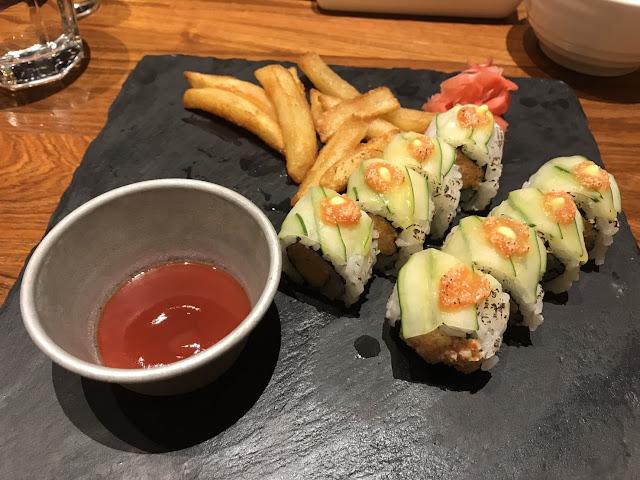 中和環球美食 MISO 東京風日本料理