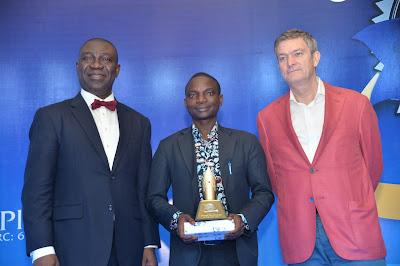 Nigerian Breweries Rewards Media Excellence @ 8th Golden Pen Award