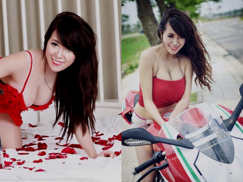 Không phải ai cũng muốn lấy 1 cô gái ngực khủng như hotgirl Mai Thỏ