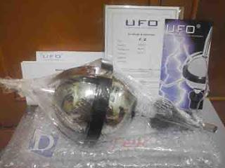 Darmatek Jual Penangkal Petir UFO Type F1 dan F2