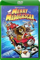 Merry Madagascar (2009) DVDRip Latino