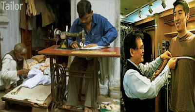 tailor occupation