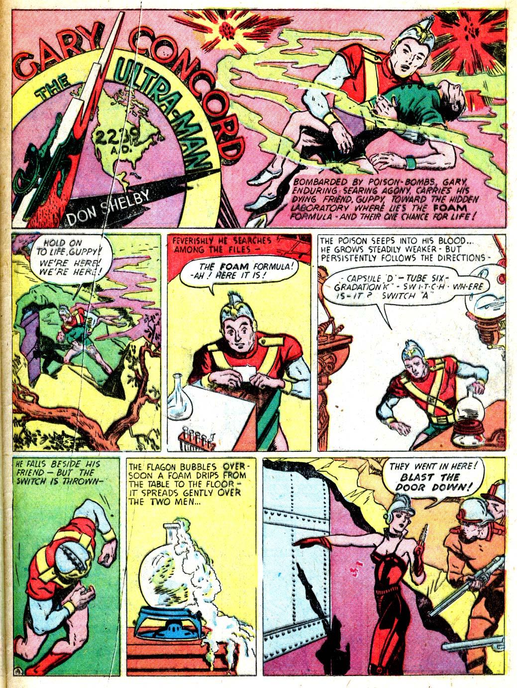 Read online All-American Comics (1939) comic -  Issue #11 - 61