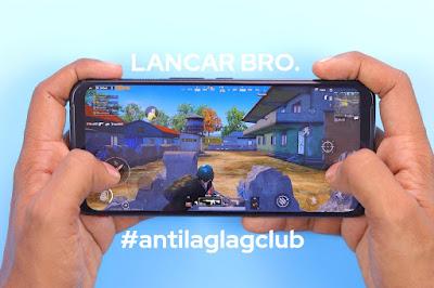 mengatasi lag pada game android