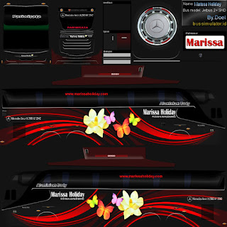 Download Livery Bus Marissa Holiday