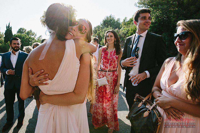 invitati matrimonio Alassio chiesa Santa Croce