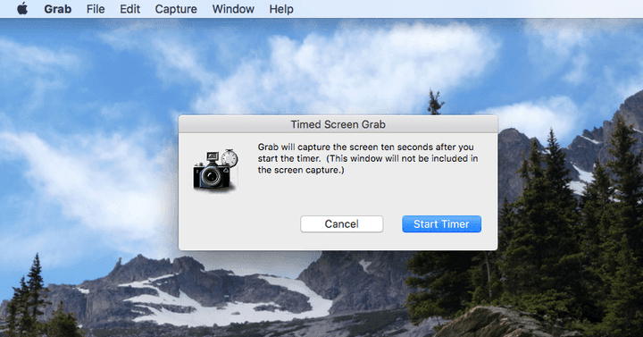 كيفية التقاط لقطة شاشة على جهاز Mac